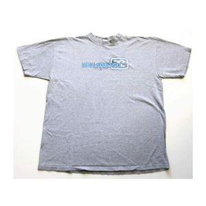 Vintage 90s Billabong Distressed Holes T Shirt XL